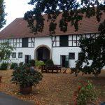 Chez M. et Mme Meyer zu Hölsen (un de nos partenaires allemand).