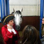 Madame Christin Krischke (Ecole baroque d'équitation)