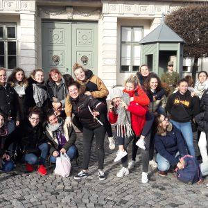 Voyage scolaire à Budapest pour les élèves de Terminale