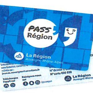 Consignes Pass'Région