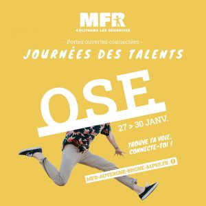 Journées régionales des Talents MFR